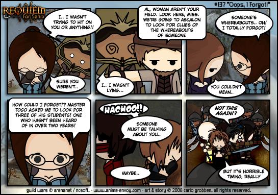 Comic #137